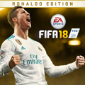 FIFA 18 (Ronaldo Edition) PlayStation 4 Front Cover