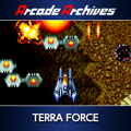 Terra Force PlayStation 4 Front Cover