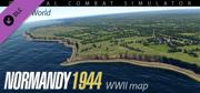 DCS World: Normandy 1944 WWII Map Windows Front Cover