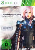 Lightning Returns: Final Fantasy XIII (Limited Edition) Xbox 360 Front Cover