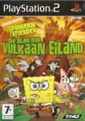 Nicktoons: Battle for Volcano Island PlayStation 2 Front Cover