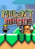Mutant Mudds Windows Front Cover