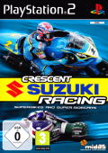 Crescent Suzuki Racing PlayStation 2 Front Cover
