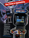 Xybots Arcade Front Cover