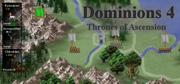 Dominions 4: Thrones of Ascension Linux Front Cover