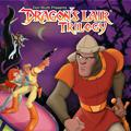 Dragon's Lair Trilogy PlayStation 3 Front Cover