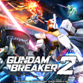 Gundam Breaker 2 PlayStation 3 Front Cover