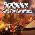 Firefighters: Plant Fire Department PlayStation 4 Front Cover