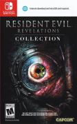 Resident Evil: Revelations - Collection Nintendo Switch Front Cover