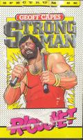 Geoff Capes Strongman ZX Spectrum Front Cover