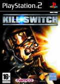 kill.switch PlayStation 2 Front Cover