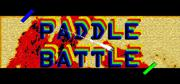 Paddle Battle Windows Front Cover