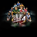 Rugby League Live 4: World Cup Edition PlayStation 4 Front Cover