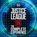 Justice League VR: The Complete Experience PlayStation 4 Front Cover