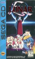 Lunar: Eternal Blue SEGA CD Front Cover