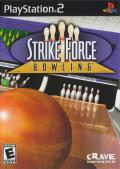 Strike Force Bowling PlayStation 2 Front Cover
