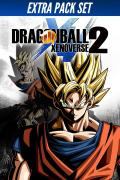 Dragon Ball: Xenoverse 2 - Extra Pack Set Xbox One Front Cover