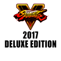 Street Fighter V: 2017 Deluxe Edition PlayStation 4 Front Cover