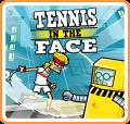 Tennis in the Face Nintendo Switch Front Cover