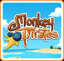 Monkey Pirates Wii U Front Cover