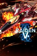 Raiden V Xbox One Front Cover