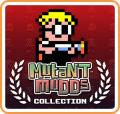 Mutant Mudds Collection Nintendo Switch Front Cover