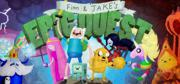 Adventure Time: Finn & Jake's Epic Quest Windows Front Cover