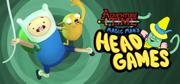 Adventure Time: Magic Man's Head Games Windows Front Cover