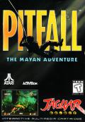 Pitfall: The Mayan Adventure Jaguar Front Cover