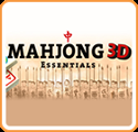 Mahjong 3D: Essentials Nintendo 3DS Front Cover
