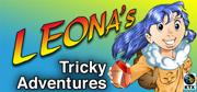 Leona's Tricky Adventures Windows Front Cover