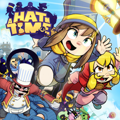 A Hat in Time PlayStation 4 Front Cover