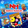 Namco Museum Nintendo Switch Front Cover