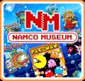 Namco Museum Nintendo Switch Front Cover 2nd version
