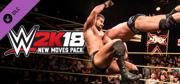 WWE 2K18: New Moves Pack Windows Front Cover