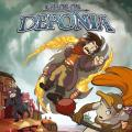 Chaos on Deponia PlayStation 4 Front Cover