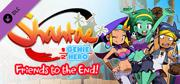 Shantae: Half-Genie Hero - Friends to the End Windows Front Cover