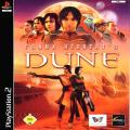 Frank Herbert's Dune PlayStation 2 Front Cover