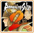 Romancing SaGa 2 Nintendo Switch Front Cover 1st version