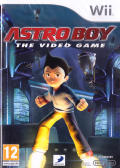 Astro Boy: The Video Game Wii Front Cover