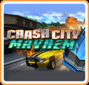 Crash City Mayhem Nintendo 3DS Front Cover
