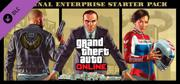 Grand Theft Auto Online: Criminal Enterprise Starter Pack Windows Front Cover