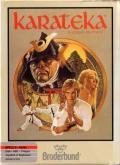 Karateka Apple II Front Cover