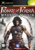 Prince of Persia: Warrior Within Xbox Front Cover