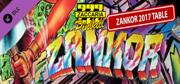 Zaccaria Pinball: Zankor 2017 Table Linux Front Cover