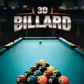 3D Billiard PlayStation 4 Front Cover