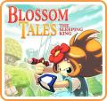 Blossom Tales: The Sleeping King Nintendo Switch Front Cover 1st version