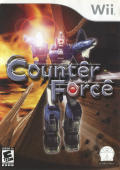 Counter Force Wii Front Cover