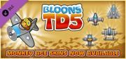 Bloons TD 5: Top Gun Monkey Ace Skin Macintosh Front Cover
