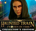 Haunted Train: Frozen in Time (Collector's Edition) Macintosh Front Cover